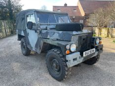 1974 Land Rover Series 3