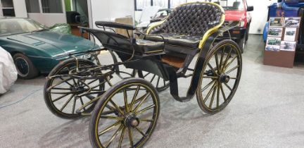 Victorian Horse Carriage