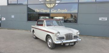 1961 Sunbeam Rapier 3A