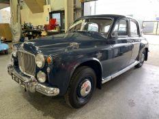 1961 Rover 80