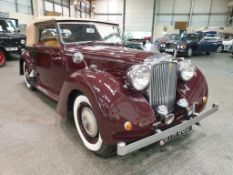 1949 Alvis TA14 3 Position Drophead Tourer