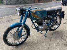 1961 Parilla 125SP