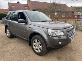 2007 Land Rover Freelander GS TDA