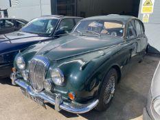 1968 Daimler V8 Saloon