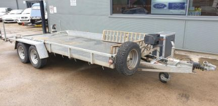 Car Trailer 16ft