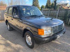 1995 Land Rover Range Rover 2.5 DT