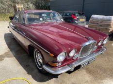 1970 Jaguar 420G