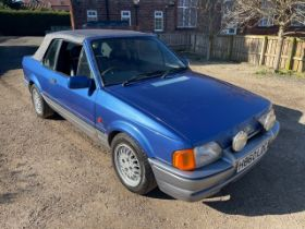 1990 Ford Escort XR3i