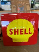 Large Shell Sign
