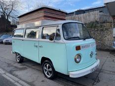 1978 Volkswagen Camper