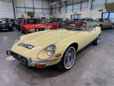 1974 Jaguar E Type Series III V12