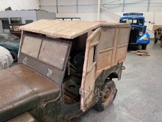 Willys Jeep Roof