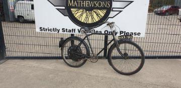 1954 Cyclemaster