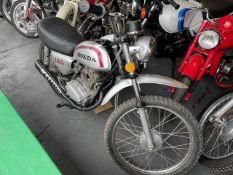 1973 Honda 125