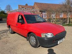 2001 Ford Escort Van