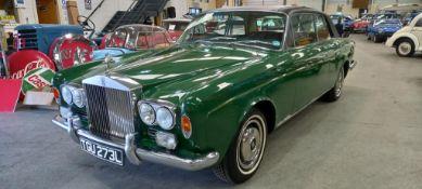 1972 Rolls Royce Corniche FHC
