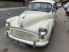 1971 Morris Minor 1000