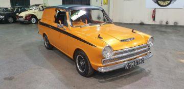 1965 Ford Cortina MK1