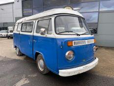 1977 Volkswagen Campervan