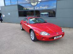 1998 Jaguar XKR Auto