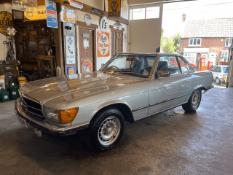 1983 MERCEDES 280SL