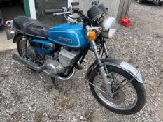 1975 SUZUKI 250cc