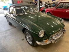 1968 MG B
