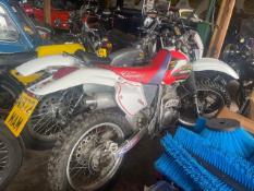 1996 HONDA 250cc