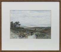 THE CLYDE FROM THE MOOR ABOVE HELENSBURGH, BY ALEXANDER KELLOCK BROWN