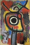 CARTONES 1959-1965, A LITHOGRAPH BY JOAN MIRÓ