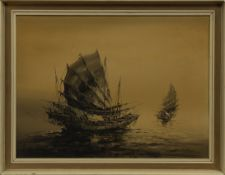 GHOST SHIP, A SCOTTISH OIL