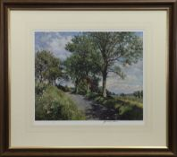 A LIMITED EDITION PRINT BY JAMES MCINTOSH PATRICK