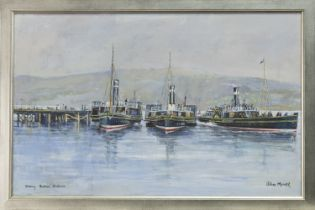 VICEROY SULTAN SULTANA, AN OIL BY ROBIN MILLER