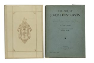 THE ART OF JOSEPH HENDERSON AND GLASGOW MEN AND WOMEN