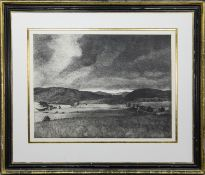 YARROW VALLEY, A LIMITED EDITION PRINT