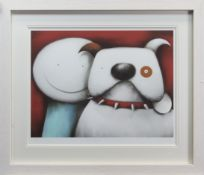 PARTNERS IN CRIME, A GICLEE PRINT BY DOUG HYDE
