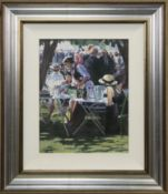 SHARED MEMORIES II, A LIMITED EDITION PRINT BY SHERREE VALENTINE DAINES