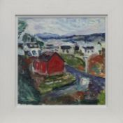 DRUMBUIE, AN OIL BY GEORGE WILLIAMSON