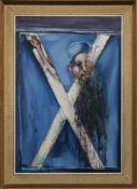 ST ANDREW, AN OIL BY TOM MACDONALD