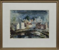 AN UNTITLED WATERCOLOUR BY ELIZABETH MCALLISTER YOUNG