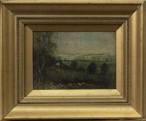 FIELD OF BANNOCKBURN, AN OIL BY S HENRY