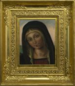 THE MADONNA, A PASTEL ATTRIBUTED TO FRANCIS WILLIAM TOPHAM
