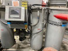 Milacron ODD-500 Material Dryer & Hopper