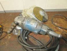 """(1) 9"""" HD Electric Angle Grinder"""