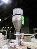 (1) Plastic Process Equipment Model MVLS1 Vacuum Loader