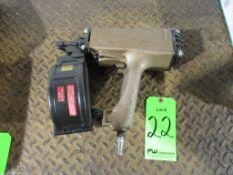 (1) Duo-Fast Model IN-124 Pneumatic Nailer