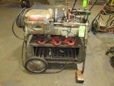 (1) Ridgid Model 535 Pipe Threading Machine