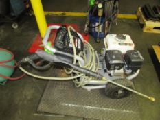 (1) Simpson Model PS60842 Gas Powered Pressure Washer