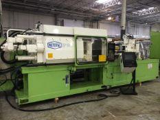 (1) 1995 Netstal HP1500/220, 165 Ton Injection Molding Machine