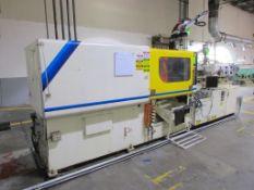 (1) 1997 Mitsubishi 270MJI-17, 270 Ton Injection Molding Machine
